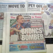 Better Headlines:  Peyton Goes to Denver
