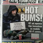 Better Headlines:  Homeless Hotspots