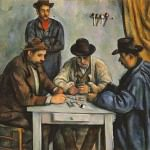 Cezanne The Card Players