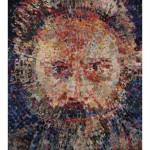 Chuck Close LucasRug