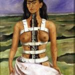 Frida Kahlo The Broken Column
