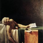Jaques Louise David The Death of Marat