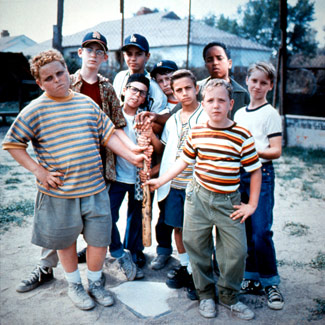 movie analysis the sandalot The sandlot (1993) plot summary (3) scotty smalls moves to a new neighborhood with his mom and stepdad, and wants to learn to play baseball rodriguez.