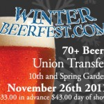 filtered excellence winter beerfest