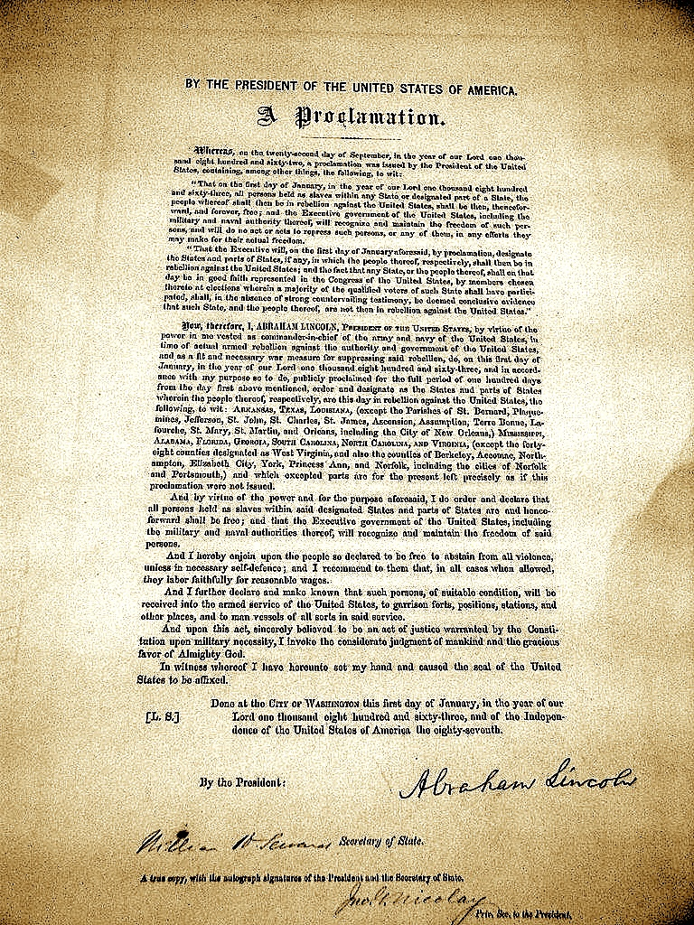 emancipation proclamation and its impact essay The emancipation proclamation was one of the most crucial decisions made by president lincoln by considering the circumstances at the time, the importance of the emancipation proclamation becomes more apparent.