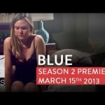 Julia Stiles in Season Two of Blue