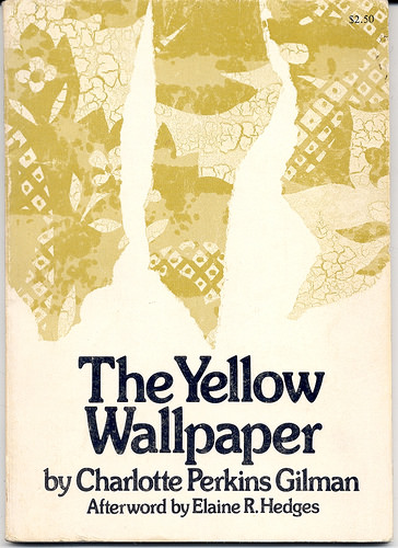 the yellow wallpaper book - photo #22