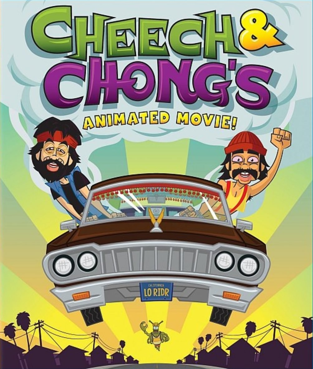 Movie Review: Cheech and Chongs Animated Movie