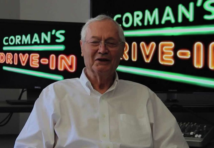 roger corman drive in