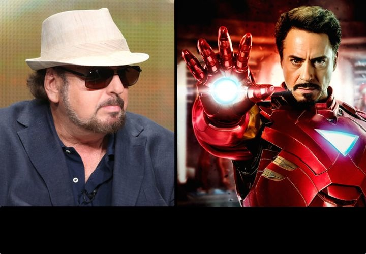 James toback rips rdj