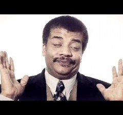Neil Degrasse Tyson Slowed Way Down