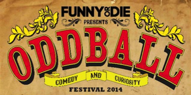 Oddball Comedy Tour Lineup