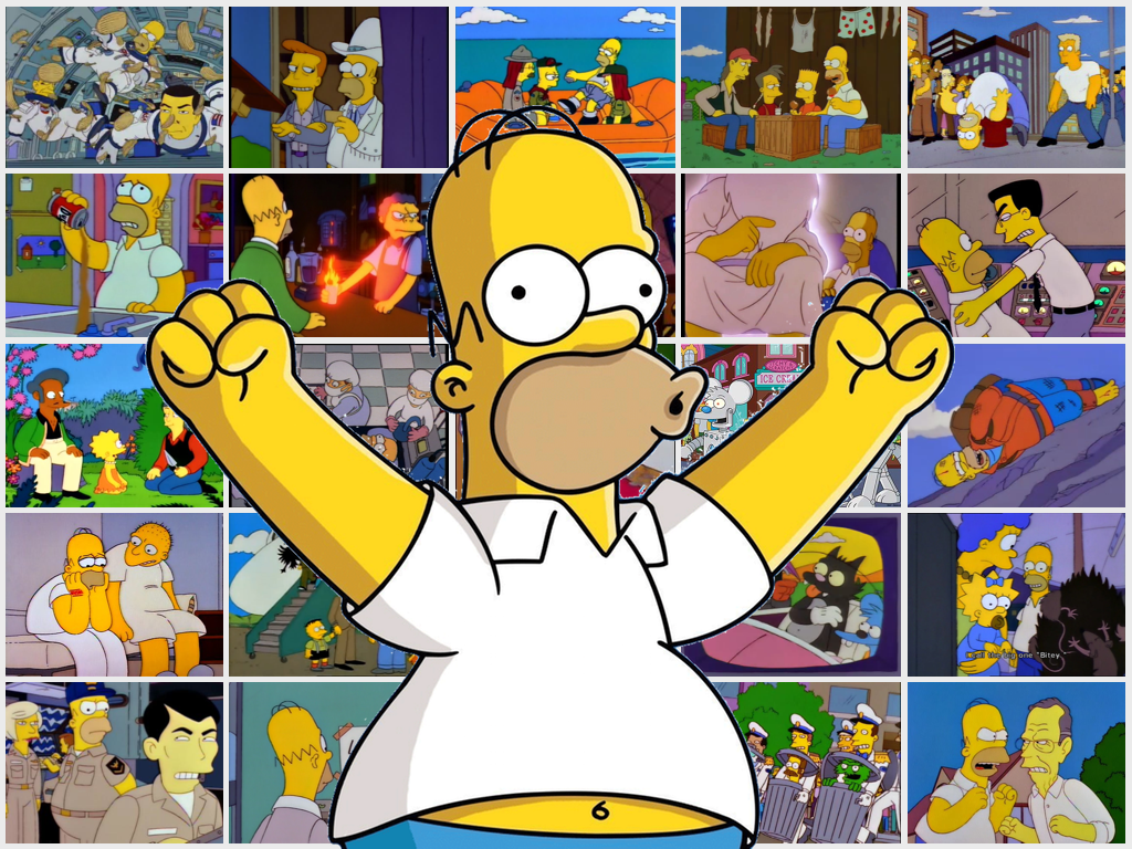 Homer Simpsons 50 Greatest Jobs Ranked The Definitive And Probably