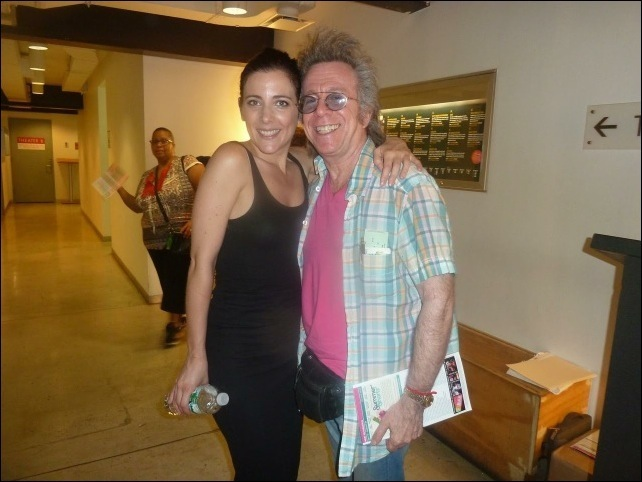 jeffrey gurian with lucie pohl