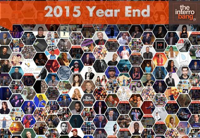 2015 EOY BEST COMEDY 2015