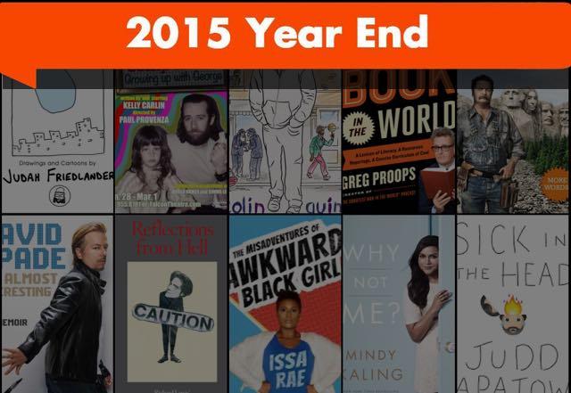 2015 YE Top Ten Comedy Books a