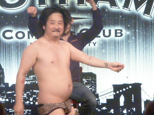 bobby lee on stage