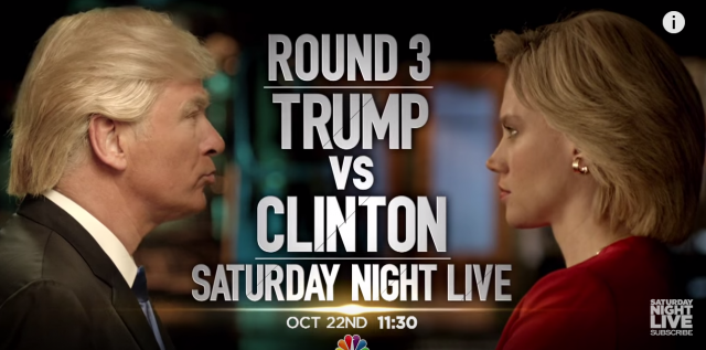 Video: Saturday Night Live is trying to make us laugh at