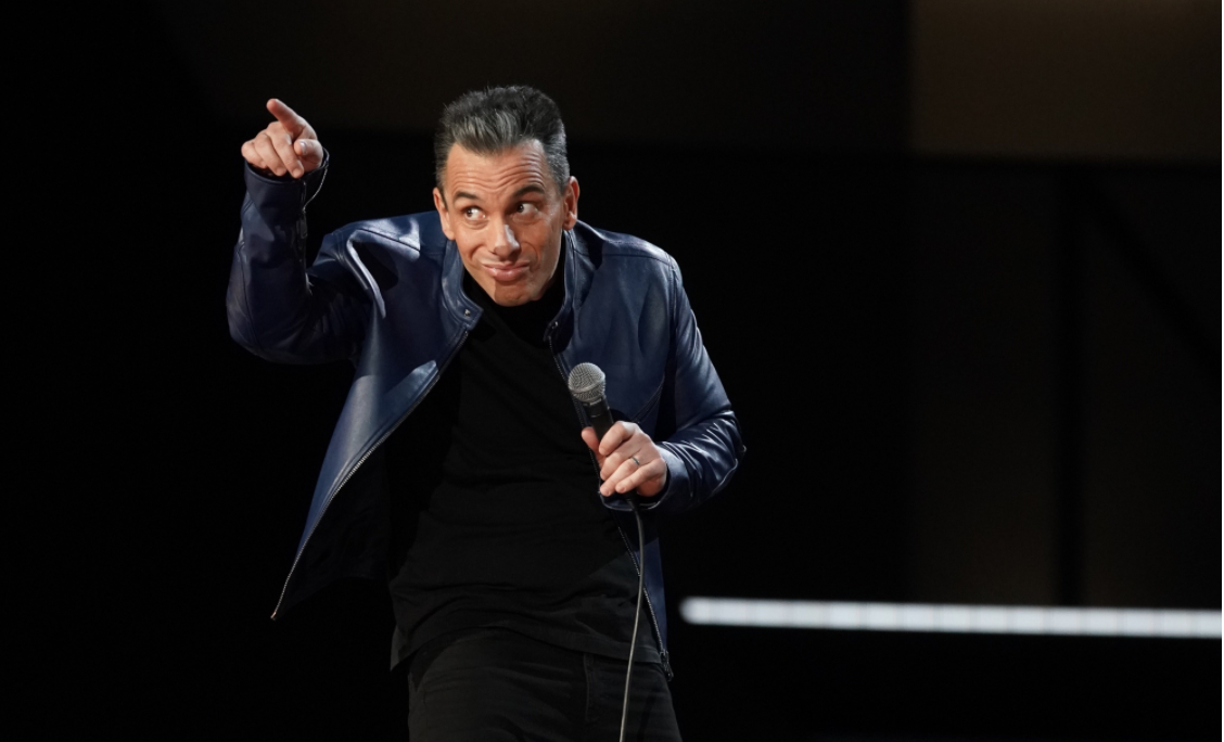 Sebastian Maniscalco Breaks Radio City Record - The Interrobang