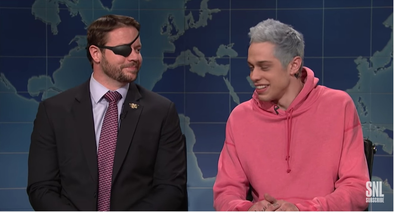 Should SNL Have Apologized to Dan Crenshaw? - The Interrobang