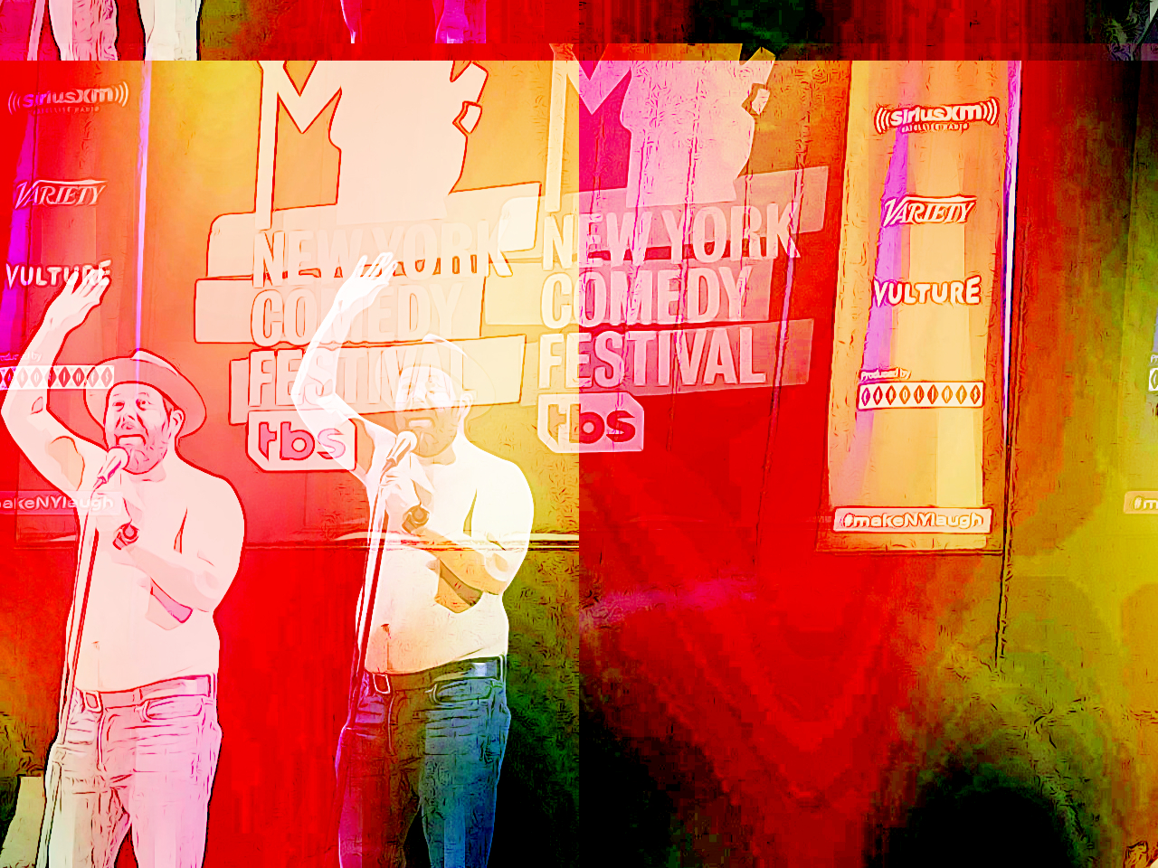 We Covered the New York Comedy Festival Checking Out Bill