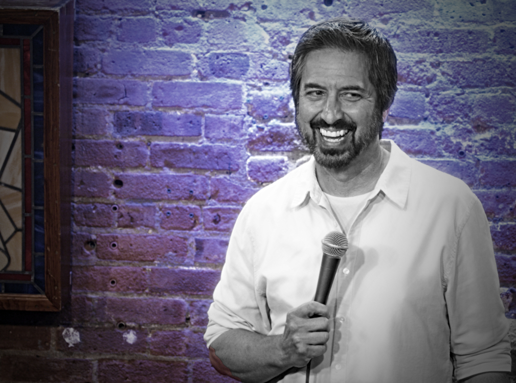 Ray Romano's Special is a Collection of Drop Ins at the
